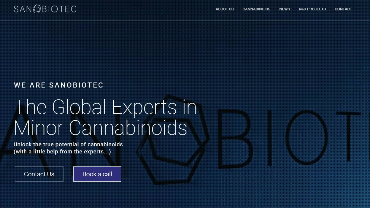 sanobiotec minor cannabinoids
